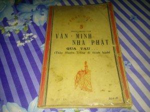 Sách văn minh nhà phật -số 5.1955
