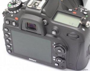 Bán Nikon D7100+18-105 Vr fullbox