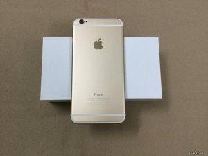 iPhone 6 64G Gold, Fullbox, máy zin từ A->Z, Đẹp keng, Giá tốt