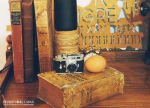 Máy ảnh siêu mini Minox classic leica M3 plus