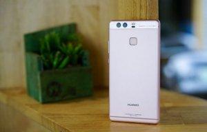 Huawei P9 vàng hồng: Món quà thời thượng cho Tết Nguyên đán 2017