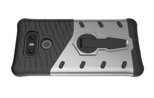 """Mặt lưng của LG G6 giống hệt """"người tiền nhiệm"""" G5"""