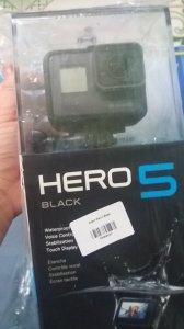 Gopro hero 5 black máy mới nguyên seal