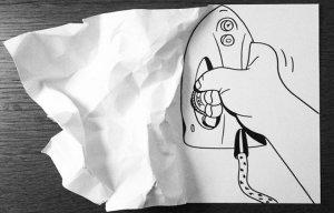 """Những nhân vật hoạt hình """"nhảy ra khỏi giấy"""" nhờ nghệ thuật vẽ 3D"""