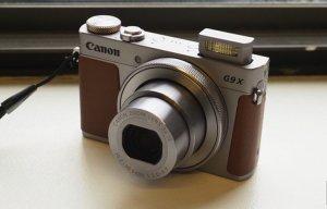 Canon ra mắt G9 X Mark II, point-n-shoot cao cấp với thiết kế cổ điển