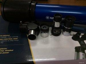 Cần bán Kính thiên văn Meade 70mm AZ Refractor