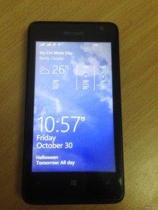 Lumia 430 đen