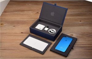 Xuất hiện hình ảnh iPhone 7/7 Plus với màu xanh san hô lạ mắt