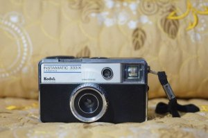 Kodak Instamatic 333X