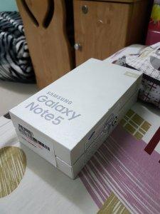 Galaxy note 5 gold chính hãng mới 100% fullbox giá tốt