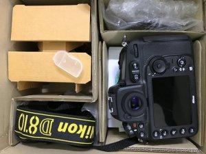 Nikon d810 like new, lens 50mm F1.8G Vic bán hoặc giao lưu canon 5d4