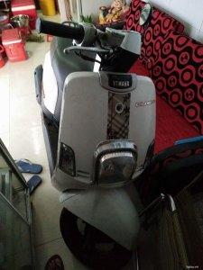 Bán xe Cuxi Yamaha trắng cuối 2013 !