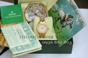 thu mua đồng hồ cũ/ mới CHÍNH HÃNG giá cao Tp.HCM
