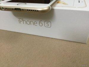 iPhone 6s 16G Gold, Fullbox, Bh Apple tại VN 01/2017, Máy đẹp, Giá Tốt