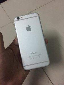 iPhone 6 64G màu trắng lock Mỹ mạng AT&T