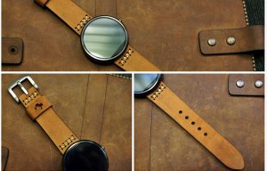 Đồng hồ dây da - Dùng thế nào cho đúng?