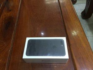 Bán 1 iPhone 7 Plus 128G Black, Hàng Mỹ, 100% Nguyên Seal Chưa Active