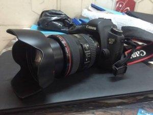 Cần bán Canon 6D + Lens EF 24:105mm 1:4 L IS USM