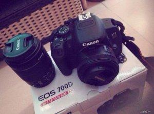 Bán trọn bộ Canon 700D