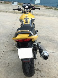 Thanh lý CB400cc Super Bold'or
