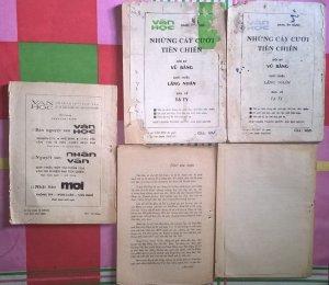 Bán vài cuốn tạp chí văn học