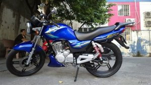 Suzuki EN 150cc xanh