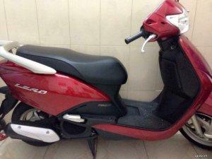 Honda Lead 110fi đỏ đen chính chủ bstp 8941