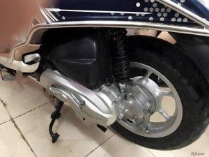 Honda Scoopy i 110fi xanh trắng chính chủ bstp