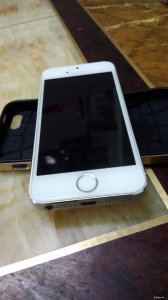 Iphone 5s 16gb silver cty vn bh 05/2017