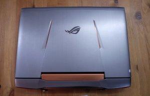 """Trên tay Asus ROG G752VS - Con """"quái thú"""" của laptop chơi game"""