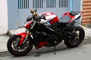 Ducati Streetfighter 1098 Date 2010 xe keng giá cực hot mùa tết...