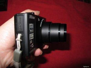 Máy ảnh Nikon Coolpix S8000