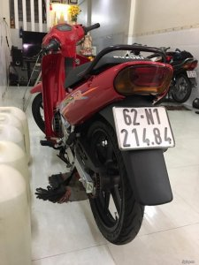 RGV 120 up Satria 2k