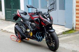 Kawasaki Z800 2015 ABS xe đẹp giá tốt...