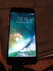 Iphone 6 16G quốc tế xám 98%