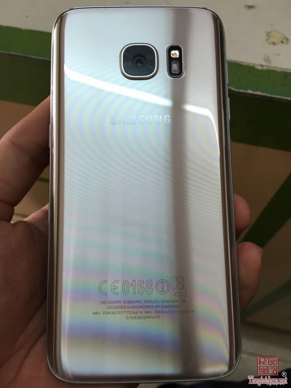 Samsung Galaxy S7 Silver Titanium (4).JPG