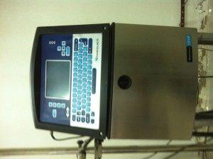 Máy in date tự động Videojet 1510