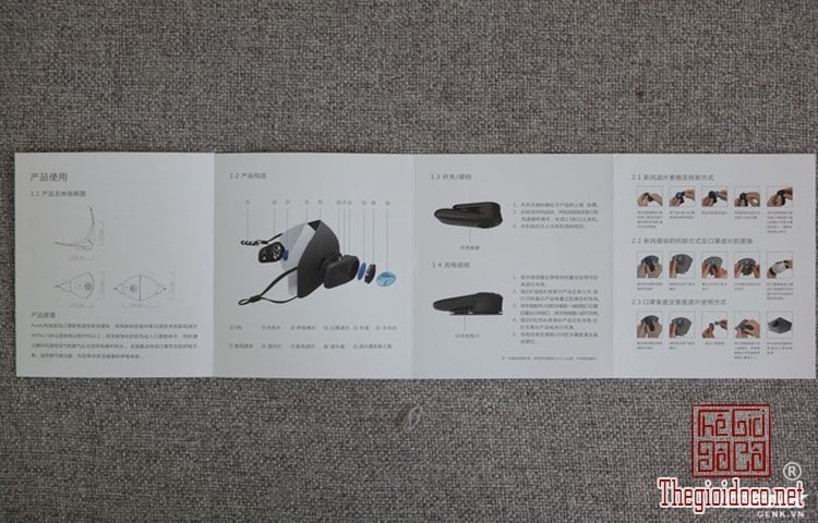 Khau trang Xiaomi Purely (5).jpg