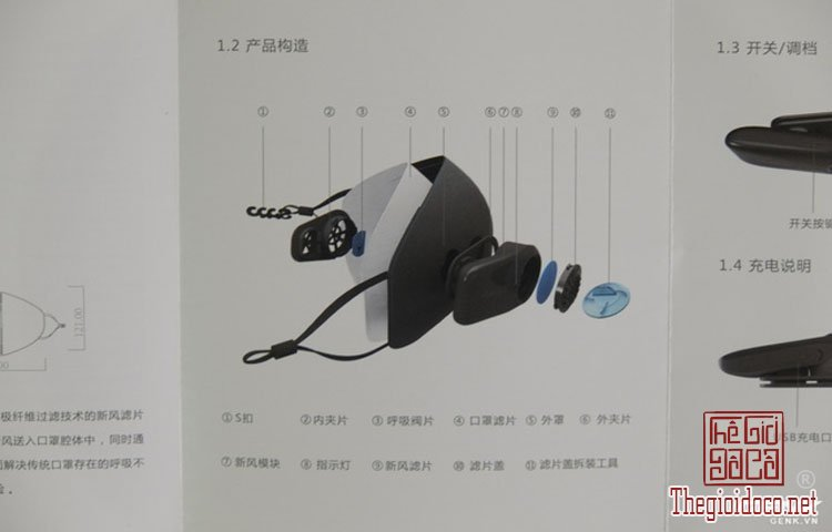 Khau trang Xiaomi Purely (7).jpg