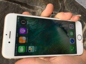 Iphone 6S 16GB Gold_Còn Bảo Hành Chính Hãng Đến Tháng 3/2017