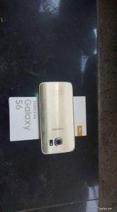 S6 gold, samsung việt nam, full box, như mới