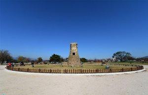 Chiêm tinh đài - Đài thiên văn Cheomseongdae báu vật thứ 31 của xứ kim chi