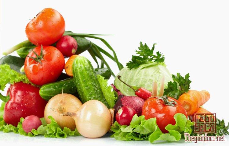 5 nguyên tắc cần nhớ khi chọn rau quả an toàn.jpg