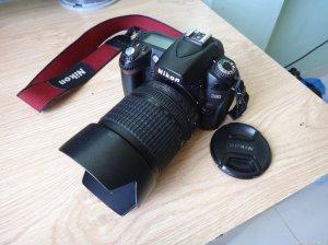 Bán Nikon D90 + lens 18-105mm vr