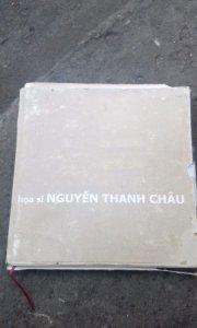 Sách mỹ thuật của họa sĩ nguyễn thanh châu