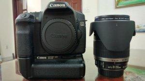 Bán Canon 50D + grip dzin, Canon 18-200mm f/3.5-5.6 IS