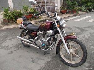 Moto yamaha virago 2 máy chử V bstp ngay chủ