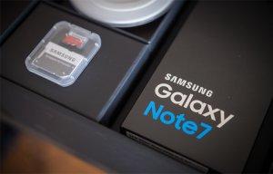 """Wall Street Journal: Galaxy Note7 bị nổ là do pin """"sai kích thước chuẩn"""" và lỗi sản xuất"""