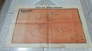 Bản đồ Côn Sơn , Bình Dương, Pleiku