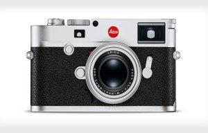 Leica M10 chính thức ra mắt, mỏng nhẹ hơn nhiều, cảm biến 24MP, giá 6695 USD